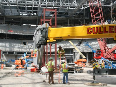 Eyes on Milwaukee: Bucks Beat Hiring Goals on Arena