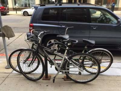 Council Approves More Parking for Bikes