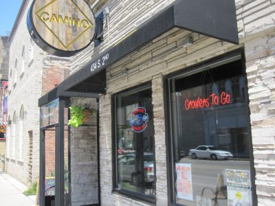 Dining: Oh Camino, I Love You