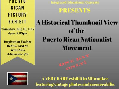 A Historical Thumbnail View of the Puerto Rican Nationalist Movement