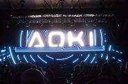 Steve Aoki. Photo by Justin Gordon.
