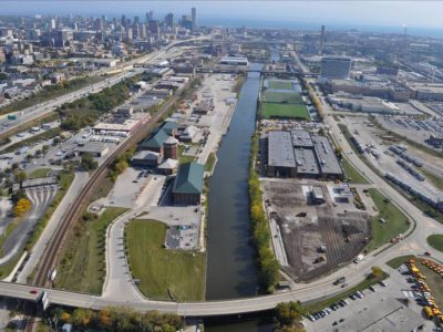 DNR Issues Final Site Closure for State's Largest Brownfield Cleanup Project