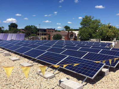 'Solar for Good' grant program far exceeds expectations
