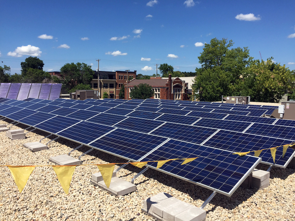 MREA Hosts Wisconsin Solar Tour in Support of the World's Largest Grassroots Solar Tour Event