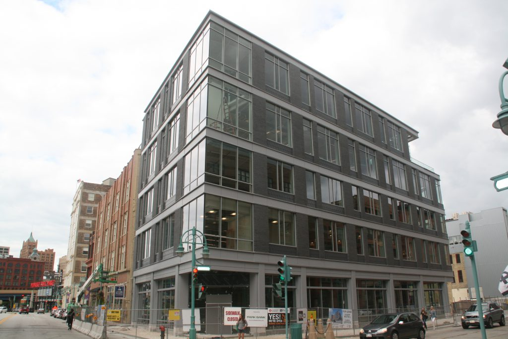 Mercantile Building Expansion. Photo by Jeramey Jannene.