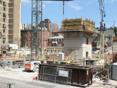 Friday Photos: Farwell Tower Emerges