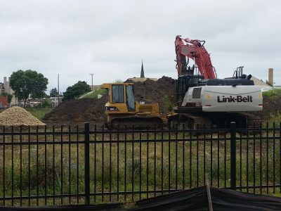 Soil Cleanup Brings Jobs, Arts Venue to North Side