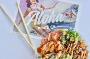 Aloha Poké Co. Photo from Facebook.