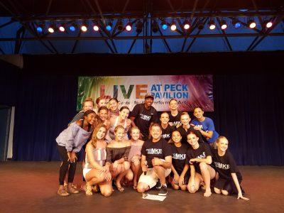 DanceMKE: Stage Set for Contest Finale