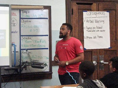 How Teach for America Helps MPS