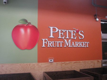 Pete's Fruit Market aims to bring healthy food to community members in Bronzeville and the surrounding area. Photo by Lydia Slattery.