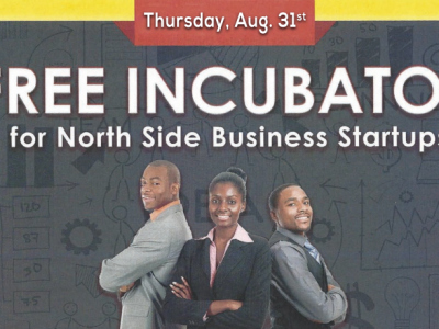 Third North Side Business Incubator Draws Record Response