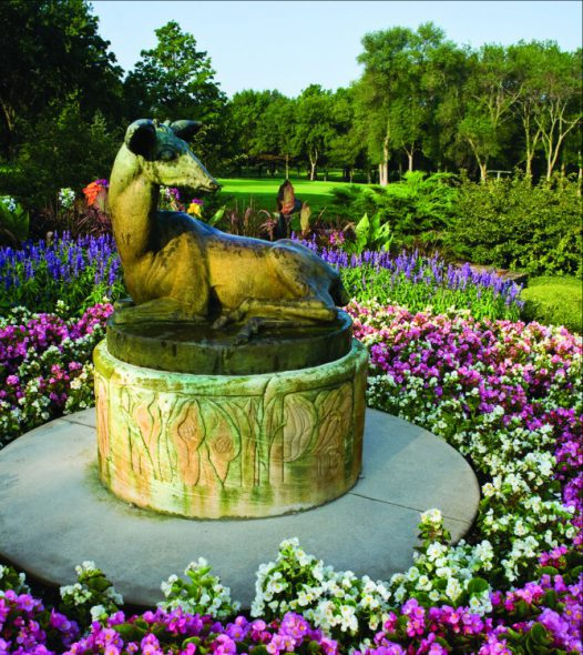"Brown Deer Golf Course will host the PHC Classic, Aug. 4–6. The tournament for female professional golfers is on the Symetra Tour, ""the Road to the LPGA."" Photo from Milwaukee County Parks."