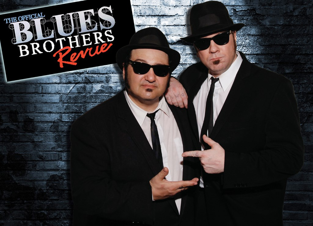 "South Milwaukee Performing Arts Center Presents ""The Official Blues Brothers Revue™"""