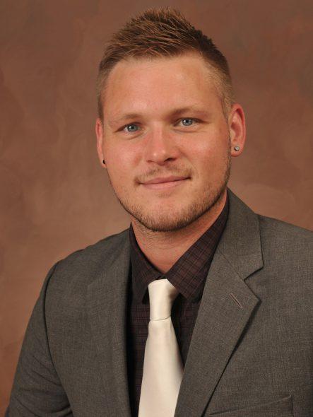 Ryan Franson. Photo courtesy of Callen Construction, Inc.
