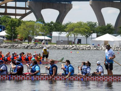 Photo Gallery: Dragon Boat Festival Makes A Splash