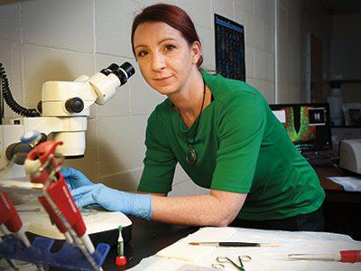 Marquette biomedical sciences professor receives Way Klingler Young Scholars Award