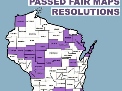 Op Ed: 24 Counties Have Voted for Fair Maps