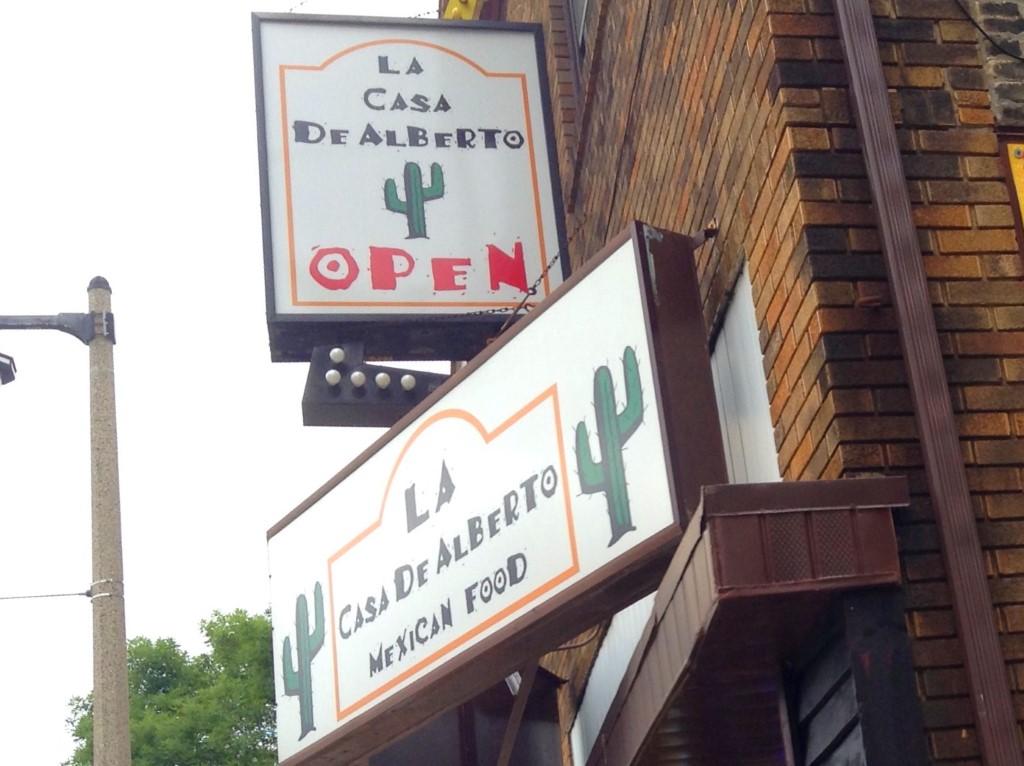 La Casa de Alberto. Photo by Cari Taylor-Carlson.