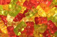HARIBO gummy bears. Photo by Thomas Rosenau (Own work) [CC BY-SA 2.5 (http://creativecommons.org/licenses/by-sa/2.5)], via Wikimedia Commons