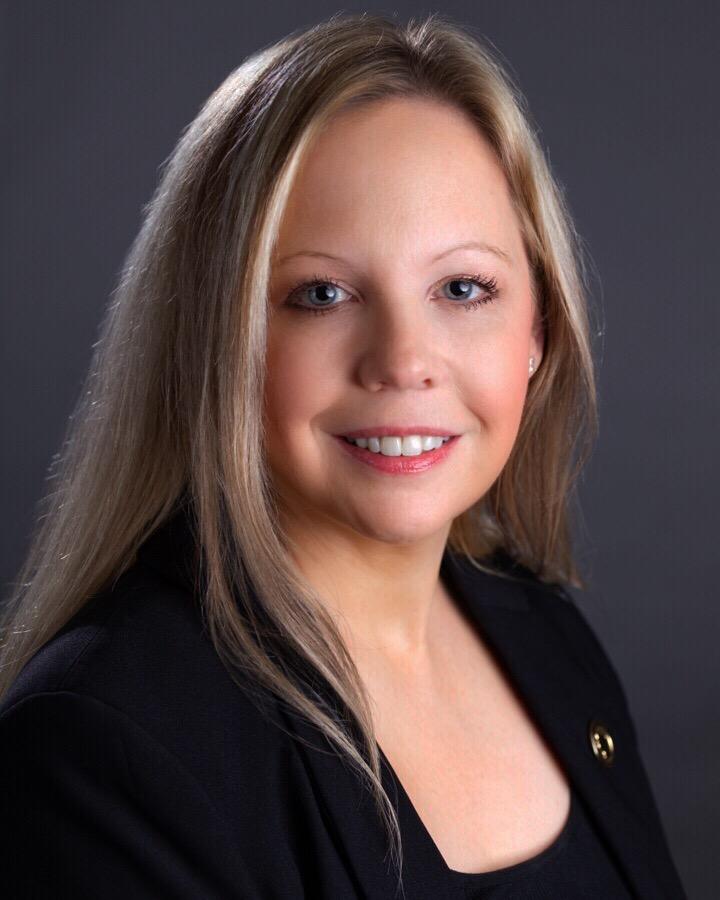 Amy Pechacek. Photo courtesy of the Wisconsin Department of Workforce Development.