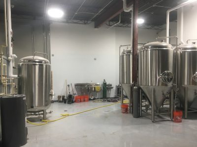 Gathering Place Brewing Opening August 19th