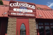 Caterina's Ristorante. Photo by Cari Taylor-Carlson.