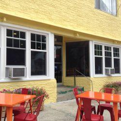 Sabrosa Café and Gallery. Photo by Cari Taylor-Carlson.