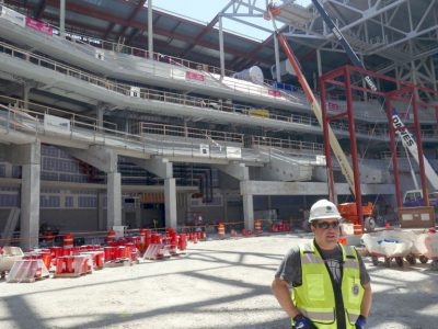 Photo Gallery: Touring The New Bucks Arena