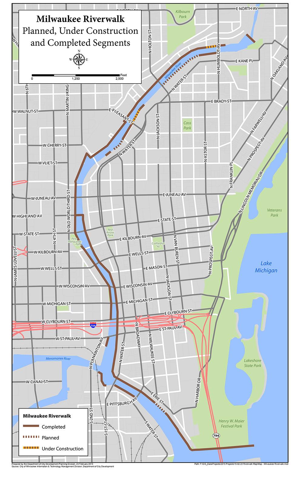 Eyes on Milwaukee 5 Ways to Improve the Riverwalk Urban Milwaukee