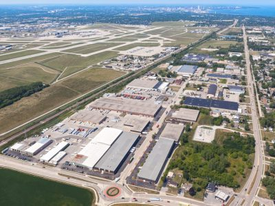 Colliers International Announces Closing of Mitchell Industrial Park to Illinois Investment Firm