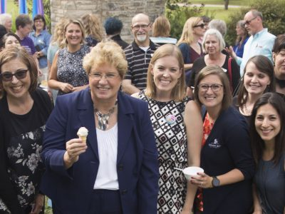 Purple Door scoops up sisterhood at Mount Mary