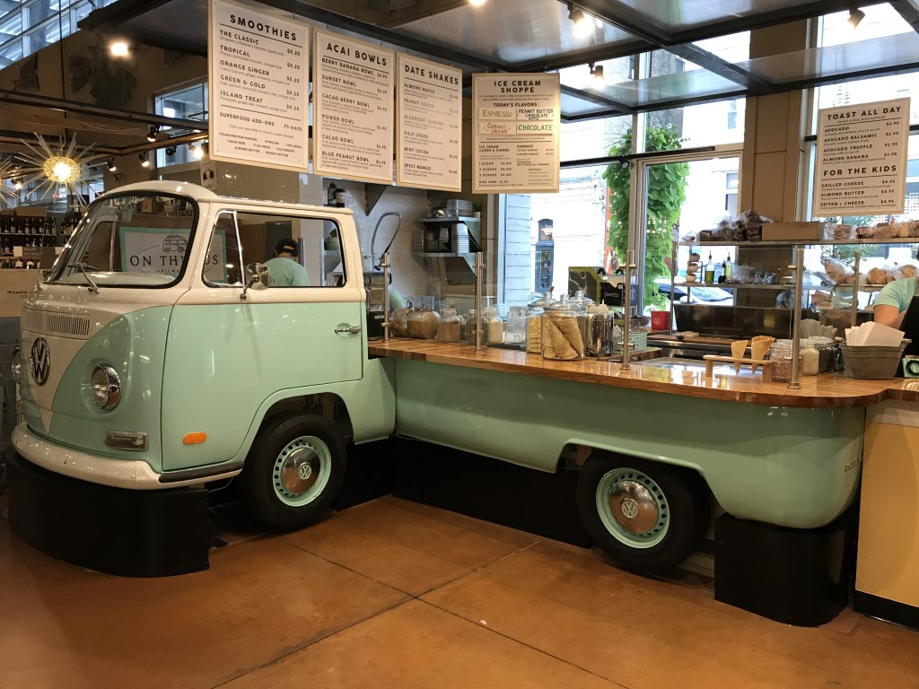 On the Bus now open at Milwaukee Public Market