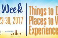 Valley Week runs September 23-30