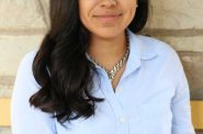Zecilia Alamillo-Roman. Photo courtesy of Mount Mary University.