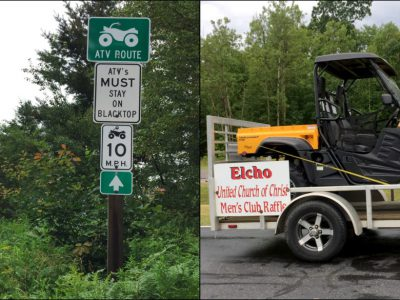 More Off-Road Vehicles on State Roads