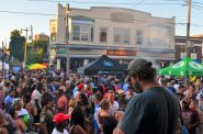 2017 Brady Street Festival. Photo by Elizabeth Fennimore.
