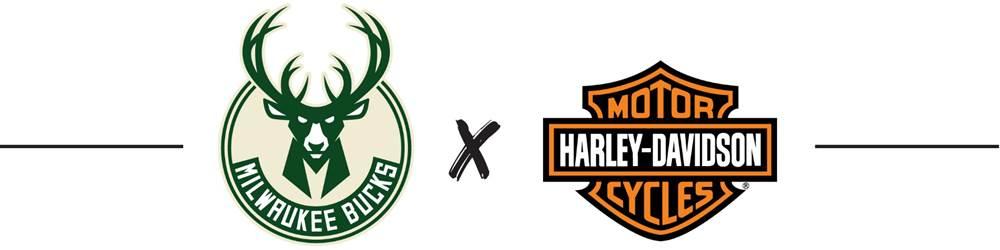 Milwaukee Bucks and Harley-Davidson Roll Full Throttle Into NBA Season With  Jersey Patch Sponsorship 3975facd4