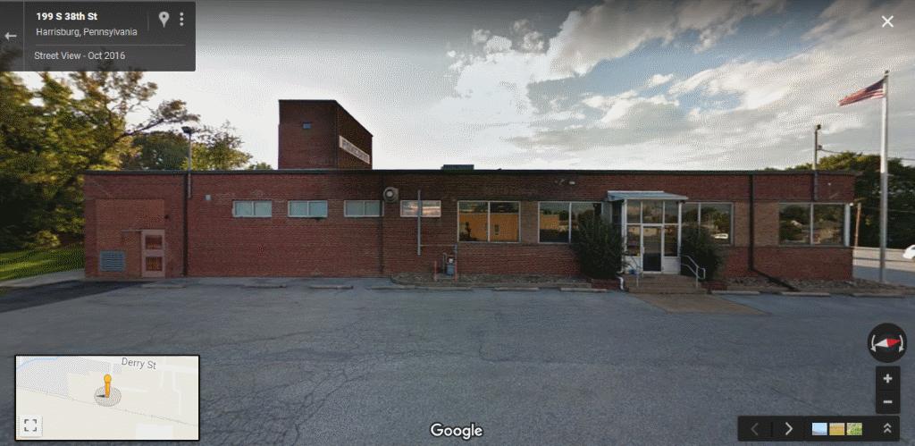 Foxconn's Pennsylvania facility