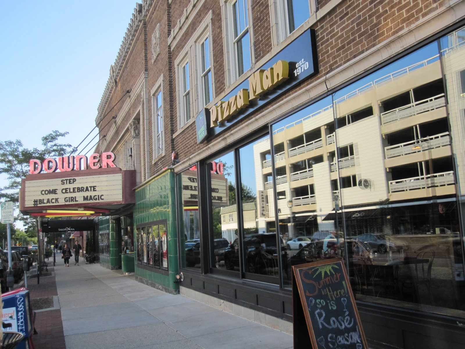 Downer Theatre. Photo by Michael Horne.