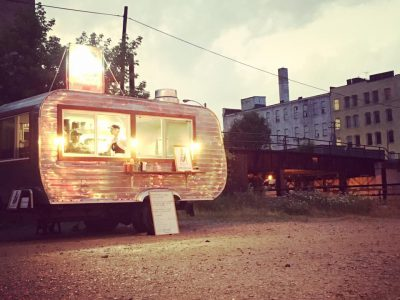 Now Serving: City's First Food Truck Park Coming