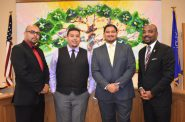 Juan Baez, David Castillo, Paul Moga, Lanelle Ramey. Photo from MPS.