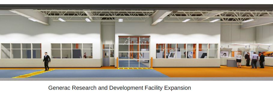 Generac Research and Development Facility Expansion