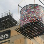 Eyes on Milwaukee: Coakley Installs Artistic Water Tower