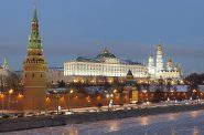 The Kremlin, Photo by Pavel Kazachkov (Flickr) [CC BY 2.0 (http://creativecommons.org/licenses/by/2.0)], via Wikimedia Commons