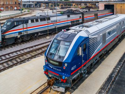 Eyes on Milwaukee: New Locomotives for Amtrak