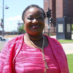 Felesia Martin. Photo courtesy of Martin for Milwaukee.