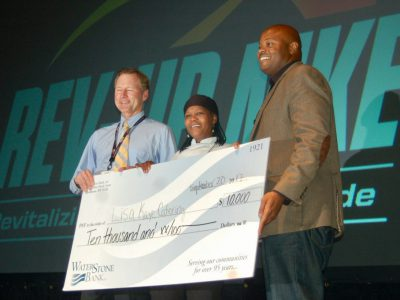 Catering Company Wins Business Competition