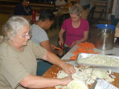 """Chop Shop"" Helps Feed Those In Need"