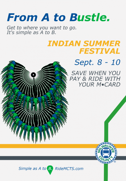 Indian Summer Festival Shuttle Connects to Culture